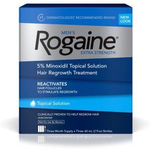 Rogaine extra strength